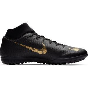 CHAUSSURES BASSES Football homme NIKE SUPERFLY 6 ACADEMY TF NOIR