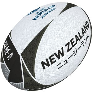 BALLON Rugby  GILBERT RWC 2019 NEW ZELANDE