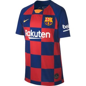 MAILLOT  adulte NIKE FC BARCELONE MAILLOT DOMICILE ROUGE/BLEU