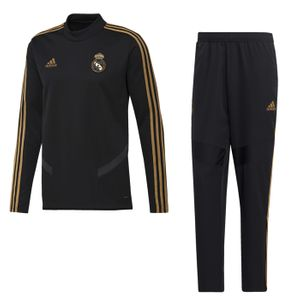 TOP  homme ADIDAS REAL MADRID TOP ML TRAINING 2019