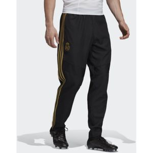 PANTALON  homme ADIDAS REAL MADRID PANTALON WOVEN 2019