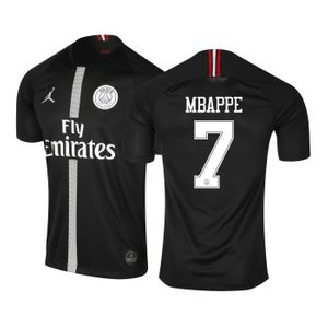 MAILLOT  homme NIKE MBAPPE PSG THIRD 2018-2019