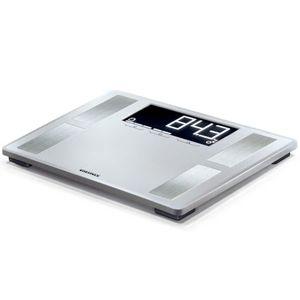 SOEHNLE Soehnle Pèse-personne Shape Sense Profi 200 180 kg Argenté 63870