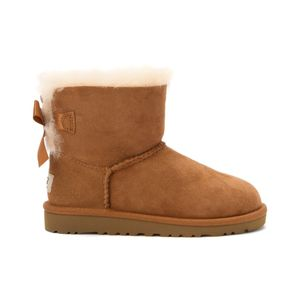 fille UGG Botte Ugg Australia Mini Bailey Bow Bébé - T-MINI-BAILEY-BOW-CHES