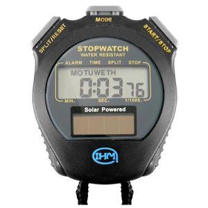 Athlétisme  IHM Chronomètre 2 temps - à‰nergie solaire