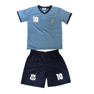 Football adulte FASHION Ensemble short et maillot de foot Manchester City enfant Taille de 2 à 14 ans