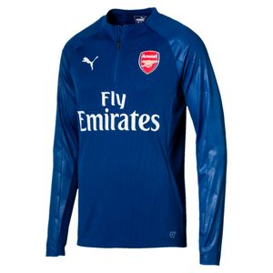Football homme PUMA Training top 1/4 zip Arsenal 2017