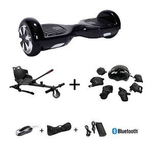 AIR RISE Pack Complet Hoverboard 6.5
