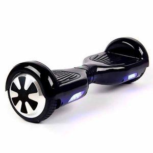 Glisse urbaine  AIR RISE Hoverboard 6,5 Pouces Noir Bluetooth+ sac de transport+ télécommande