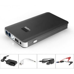 Polyvalent  VITO AUTO Chargeur smartphone power bank VITO 8000 mAh - Appareils mobiles+ booster voiture/moto