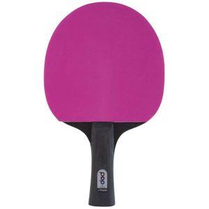 GENERIQUE RAQUETTE DE TENNIS DE TABLE - CADRE DE TENNIS DE TABLE  Raquette de tennis de table Pop color 1 - Rose