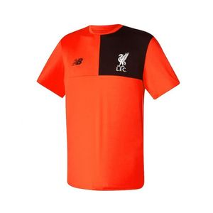 Mode- Lifestyle homme NEW BALANCE FC Liverpool Homme Maillot Football Orange fluo