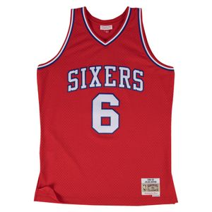 Basket ball homme MITCHELL AND NESS Maillot Philadelphia 76ers Julius Erving #6