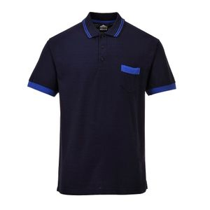 Mode- Lifestyle homme PORTWEST Polo  Portwest Texo Contrast
