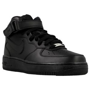 femme NIKE Nike Wmns Air Force 1 Mid 07 LE