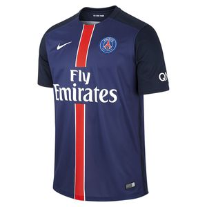 MAILLOT Football homme NIKE Maillot Nike PSG Stadium Home 2015/2016 - 658907-411