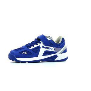 Handball garçon KEMPA Chaussure de sport d'intérieur enfant Kempa Fly High Wing Junior Velcro