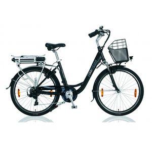 Cycle  DESCHEEMAEKER VELO E-VISION PRELUDE 26' - NOIR