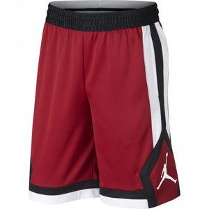 Basketball adulte JORDAN Short Jordan Rise Basketball Rouge pour Homme taille - S