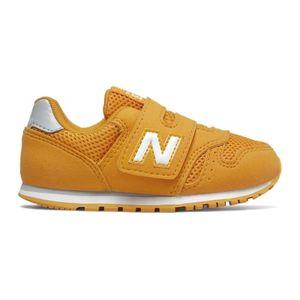 Bébé NEW BALANCE Chaussures New Balance 373 jaune blanc bébé