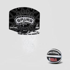 GENERIQUE PANIER DE BASKET-BALL - PANNEAU DE BASKET-BALL  Panier de basket-ball NBA SA Spurs