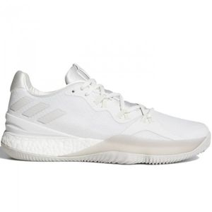 Basketball adulte ADIDAS Chaussure de Basketball adidas Crazy Light Boost 2018 Low Blanc pour Homme Pointure - 47 1/3