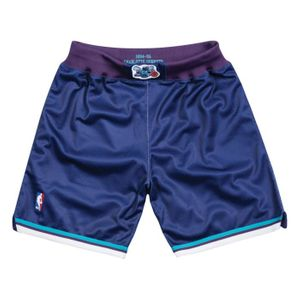 Basket ball homme MITCHELL AND NESS Short Authentique Charlotte Hornets 1994-1995