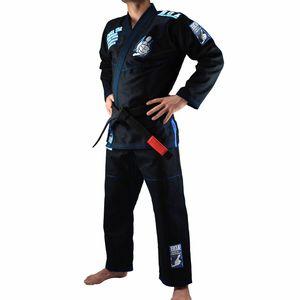 Ju-Jitsu traditionnel homme Boa Fightwear Kimono de JJB Boa Competiçao Noir