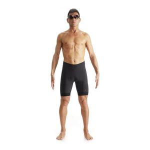 Cycle homme ASSOS Cuissard Assos H.milleShorts_S7 sans bretelles noir
