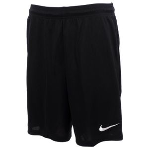 Football homme NIKE Park ii knit noir short