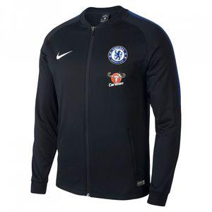 MAILLOT DOMICILE Football homme NIKE Veste de survêtement Nike Chelsea FC Dry Squad - 905453-011