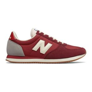 homme NEW BALANCE Chaussures New Balance U 220 rouge gris