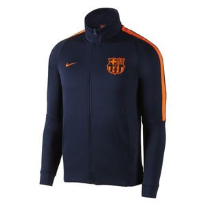 veste de football nike fc barcelona franchise authentic 868925 451 achat et prix pas cher. Black Bedroom Furniture Sets. Home Design Ideas