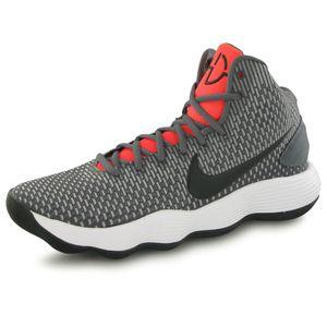 Basket ball homme NIKE Nike Hyperdunk 17 gris, chaussures de basketball homme