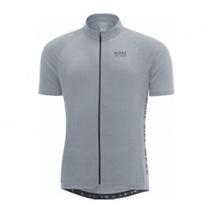 Cycle homme GORE RUNNING WEAR® GORE BIKE WEAR® - Element 2.0 maillot de cyclisme pour hommes (gris)