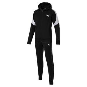 Mode- Lifestyle homme PUMA Survêtement noir Homme Puma