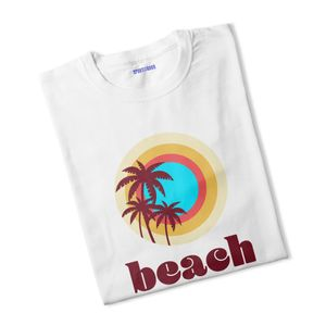 Mode- Lifestyle fille SPORT IS GOOD T-shirt fille Beach