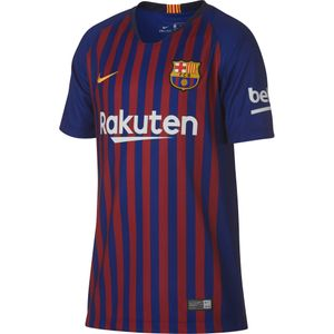 Football enfant NIKE Maillot junior Domicile FC Barcelone 2018/2019-10/12 ans
