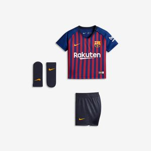 Football Bébé NIKE Baby-kit domicile Breathe FC Barcelone