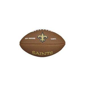 Football US  WILSON Mini Ballon de Football Américain Wilson NFL team logo New Orleans Saints