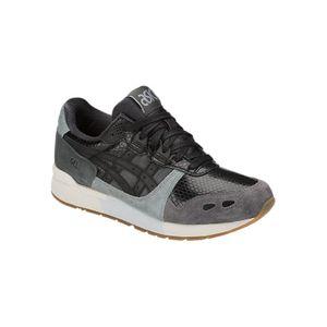 Outdoor femme ASICS asics gel-lyte gris-noir 1192a025-020 cuir/textile cuir/textile 36