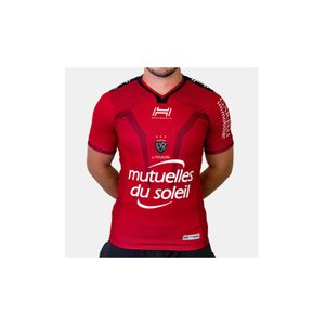Rugby adulte HUNGARIA Maillot rugby Rugby Club Toulonnais - Réplica extérieur 2018/2019 enfant - Hungaria