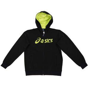 Handball homme ASICS Gilet à capuche Asics Light fleece hooded zip