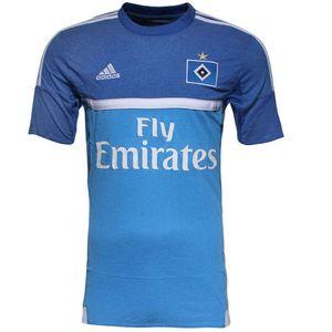 Football adulte ADIDAS 2015-2016 Hamburg Adidas Away Football Shirt