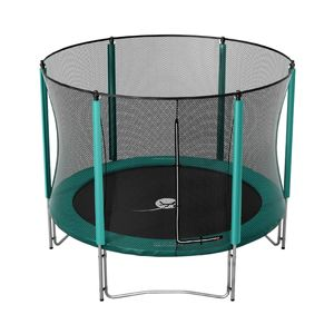 pack france trampoline jumpup 460 filet achat et prix pas cher go sport. Black Bedroom Furniture Sets. Home Design Ideas