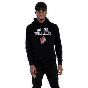Mode- Lifestyle homme NEW ERA New Era Team Logo Po Hoody Portland Trail Blazers