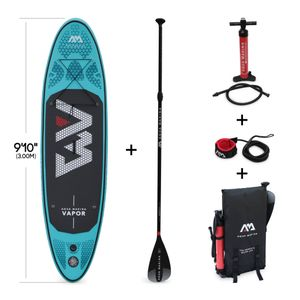 ALICE'S GARDEN Pack stand up paddle gonflable Vapor 9'10