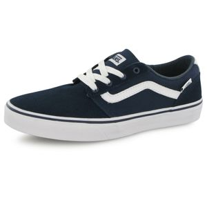 Mode- Lifestyle enfant VANS Vans Chapman Stripe bleu, baskets mode enfant