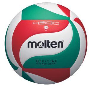Volley ball adulte MOLTEN Ballon de compétition Molten V5M4500