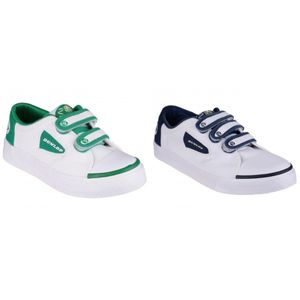 Mode- Lifestyle enfant DUNLOP Dunlop Green Flash - Baskets scratch - Garçon